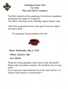 FBLA and JROTC Jambalaya Dinner Sale - Edited_Page_1