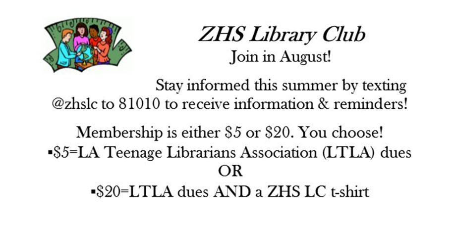 Slider Library Club