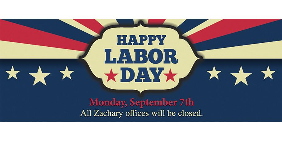 Labor Day Slider